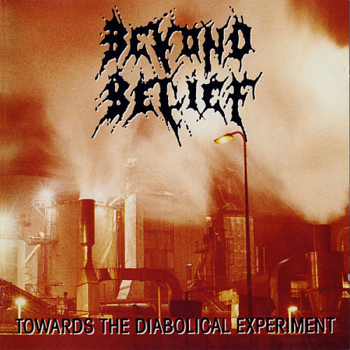 Beyond Belief - Towards the Diabolical Experiment (1993) (Remastered 2016) 320 kbps + Scans
