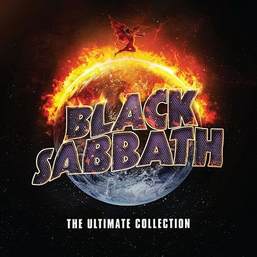 Black Sabbath - The Ultimate Collection (2CD Remastered) (2017) 320 kbps + Scans