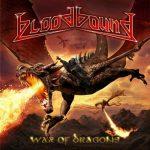 Bloodbound – War of Dragons [Limited Edition 2CD] (2017) 320 kbps + Scans