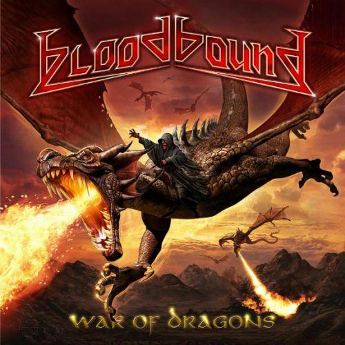 Bloodbound - War of Dragons (2017) 320 kbps