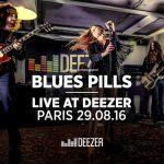 Blues Pills – Live at Deezer [Live] (2017) 320 kbps