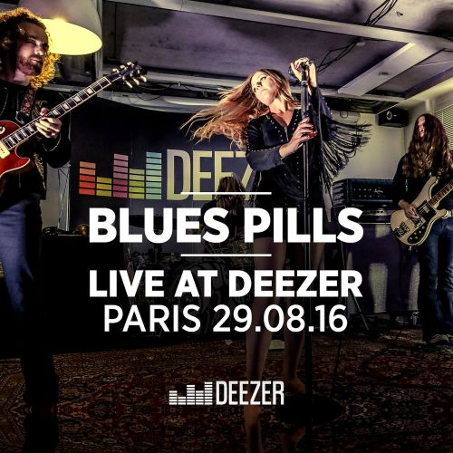 Blues Pills - Live at Deezer [Live] (2017) 320 kbps