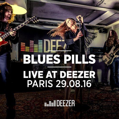 Blues Pills - Live at Deezer [Live] (2017) 320 kbps