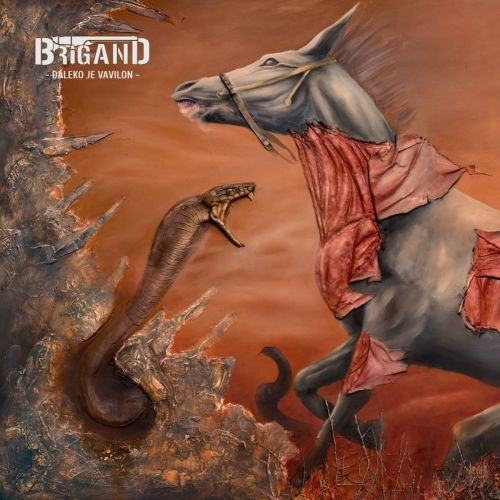 Brigand - Daleko Je Vavilon (2017) 320 kbps