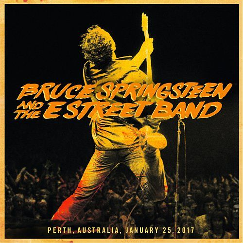 Bruce Springsteen & The E Street Band - 2017-01-25