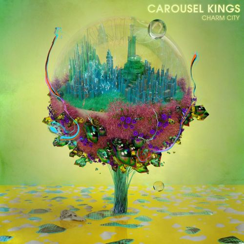 Carousel Kings - Charm City (2017) 320 kbps