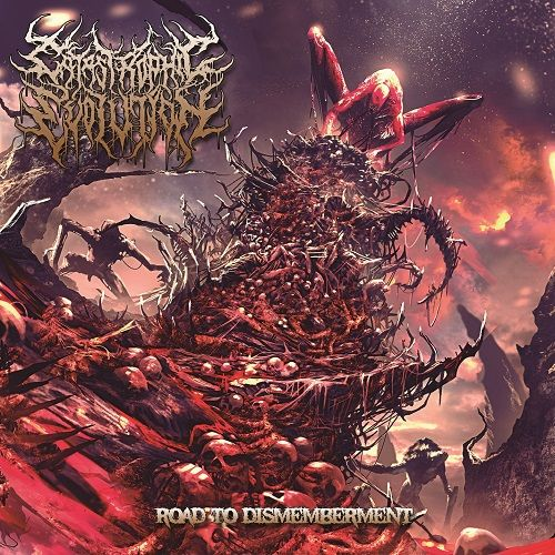 Catastrophic Evolution - Road To Dismemberment (2017) 320 kbps