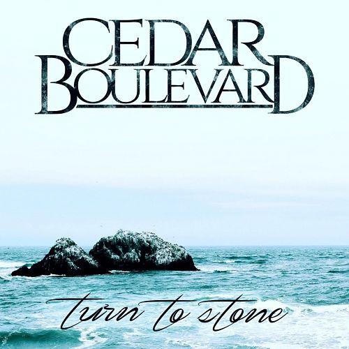 Cedar Boulevard - Turn to Stone (2017) 320 kbps