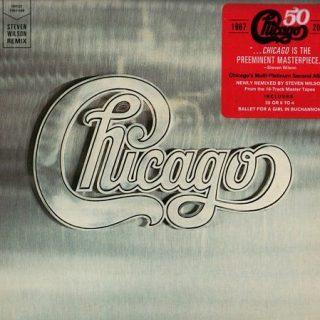 Chicago - Chicago II (Steven Wilson Remix) (1970) [2017, Remastered] 320 kbps