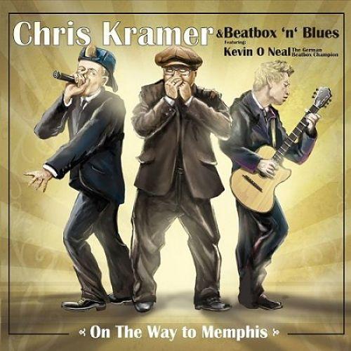 Chris Kramer & Beatbox 'N' Blues - On the Way to Memphis (2017) 320 kbps