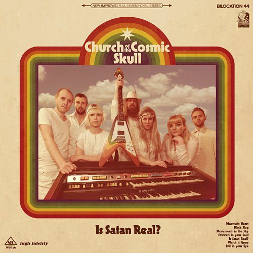 Church of the Cosmic Skull - Is Satan Real? (2016) 320 kbps