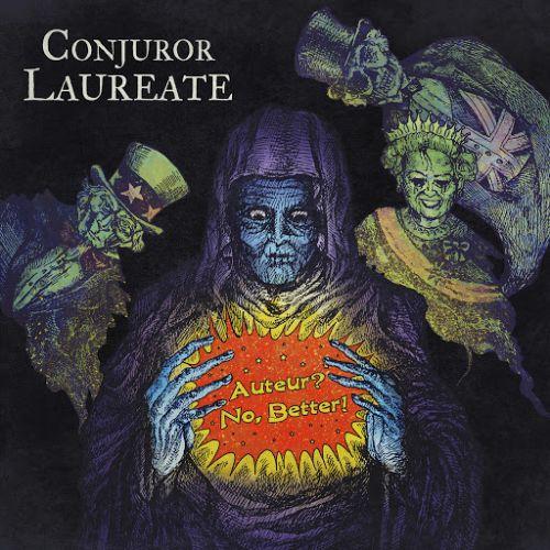 Conjuror Laureate - Auteur? No, Better! (2017) 320 kbps