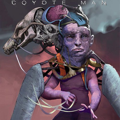 Coyote Man - Coyote Man (2017) 320 kbps