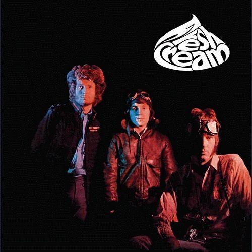 Cream – Fresh Cream [3CD Deluxe Edition] (2017) 320 kbps + Covers