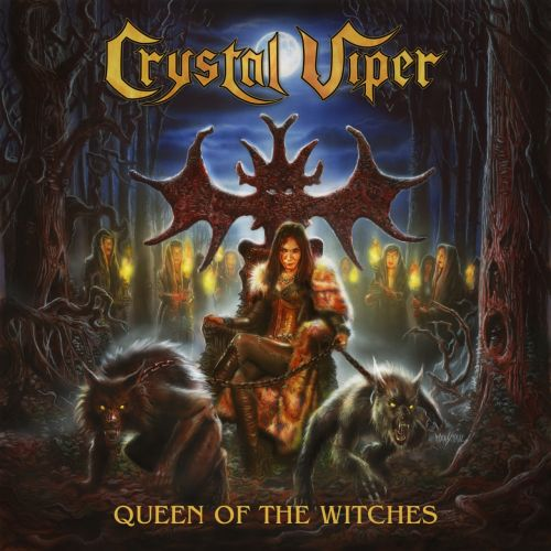 Crystal Viper - Queen of the Witches (2017) 320 kbps