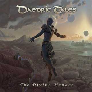 Daedric Tales - The Divine Menace (2017) 320 kbps
