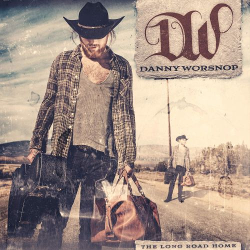 Danny Worsnop - The Long Road Home (2017) 320 kbps