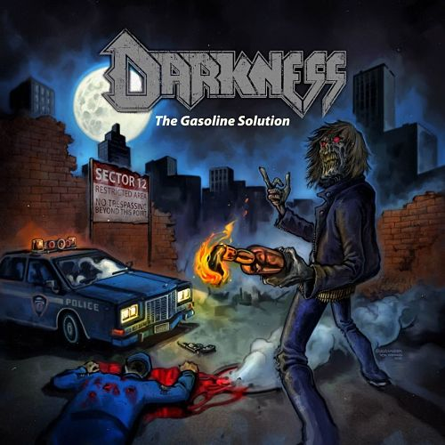 Darkness - The Gasoline Solution (2016) 320 kbps + Scans