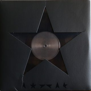 David Bowie - Blackstar [Vinyl Rip] (2016) 320 kbps + Scans