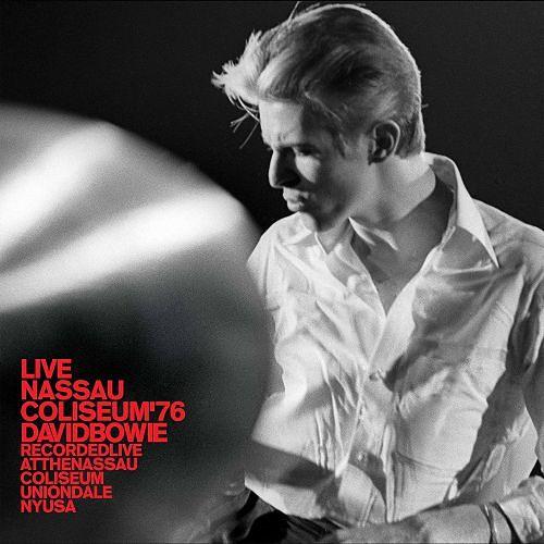 David Bowie - Live Nassau Coliseum '76 (2017) 320 kbps