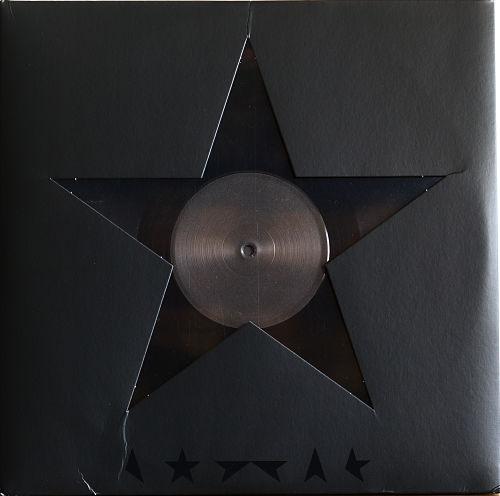 David Bowie - Blackstar [Vinyl Rip] (2016) 320 kbps + Scans