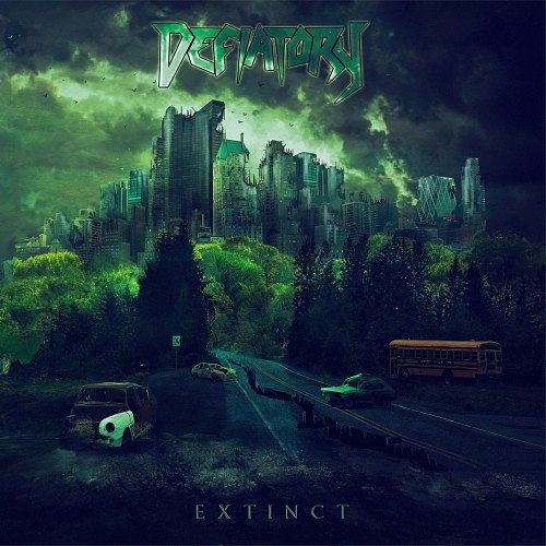 Defiatory - Extinct (2016) 320 kbps