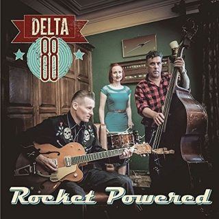 Delta 88 - Rocket Powered (2017) 320 kbps
