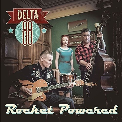 Delta 88 - Rocket Powered (2017) 320 kbps