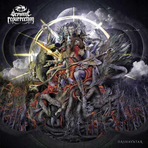 Demonic Resurrection - Dashavatar (2017)