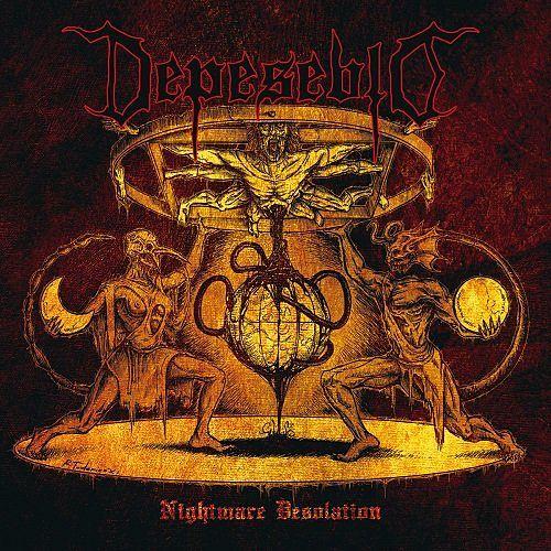 Depeseblo - Nightmare Desolation (2017) 320 kbps