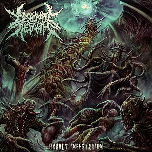 Desecrate The Faith - Unholy Infestation (2017) 320 kbps