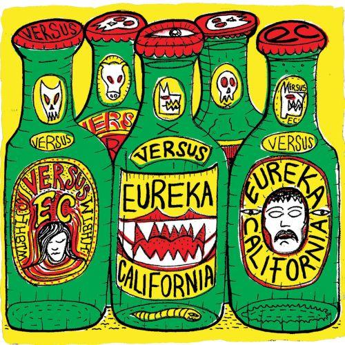 Eureka California - Versus (2016) 320 kbps