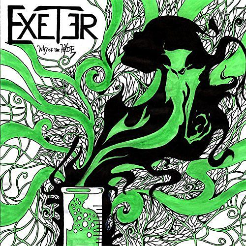 Exeter - Way of the Hyde (2017) 320 kbps