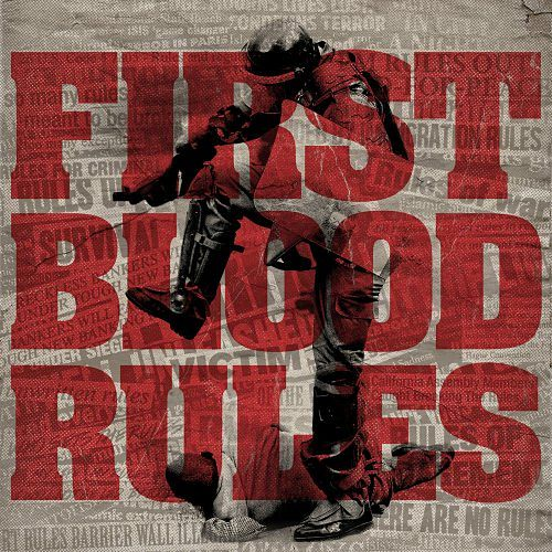 First Blood - Rules (2017) 320 kbps
