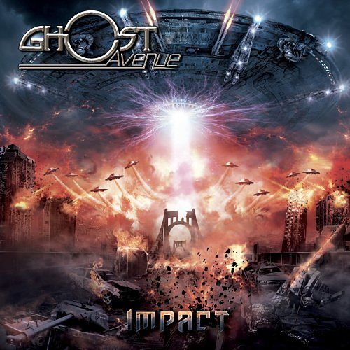 Ghost Avenue - Impact (2017) 320 kbps