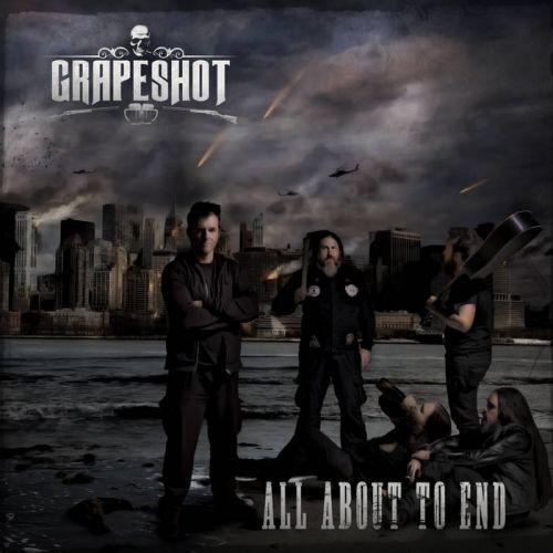 Grapeshot - All About to End (2017) 320 kbps