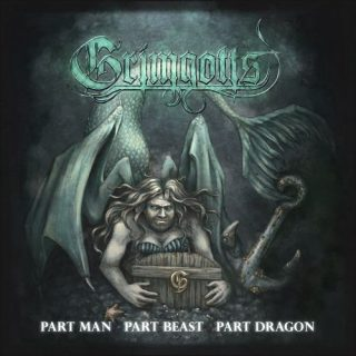 Grimgotts - Part Man, Part Beast, Part Dragon (EP) (2017) 320 kbps