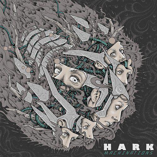 Hark - Machinations (2017) 320 kbps