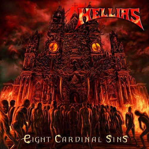 Hellias - Eight Cardinal Sins (2017) 320 kbps