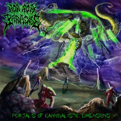 Horror Paradise - Portals of Cannibalistic Dimensions (2016) 320 kbps