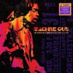 Jimi Hendrix – Machine Gun: The Fillmore East First Show 12/31/1969 (2016) 320 kbps