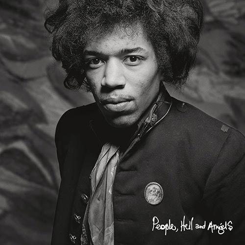 Jimi Hendrix - People, Hell & Angels (2016) [SACD] 320 kbps + Scans