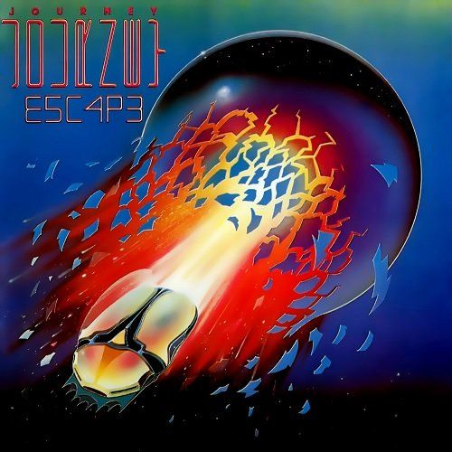 Journey - Escape (7 Bonus Tracks) 320 kbps + Scans