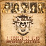 L.A. Guns – A Fistful of Guns: Anthology 1985-2012 [Compilation] (2017) 320 kbps