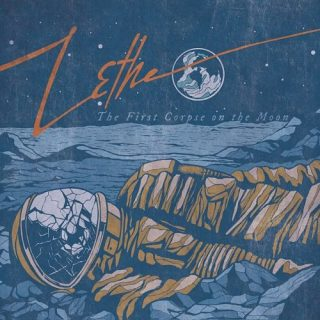 Lethe - The First Corpse on the Moon (2017) 320 kbps