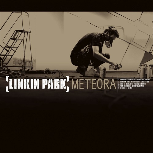 Meteora linkin park торрент