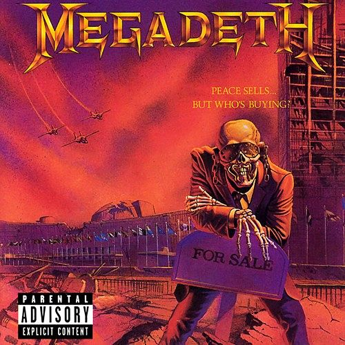 Megadeth - Peace Sells.. But Who's Buying - (1986/2016) [HDtracks] 320 kbps