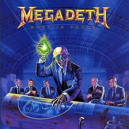 Megadeth - Rust in Peace - (1990/2016) [HDtracks] 320 kbps