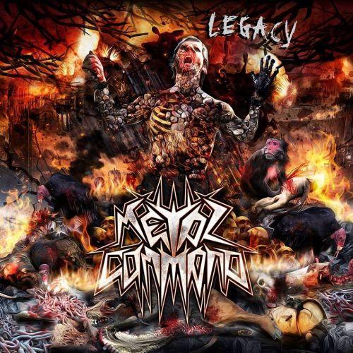 Metal Command - Legacy (2017) 320 kbps