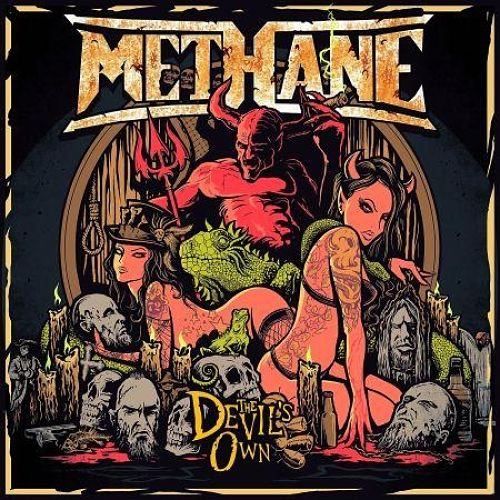Methane - The Devil's Own (2017) 320 kbps